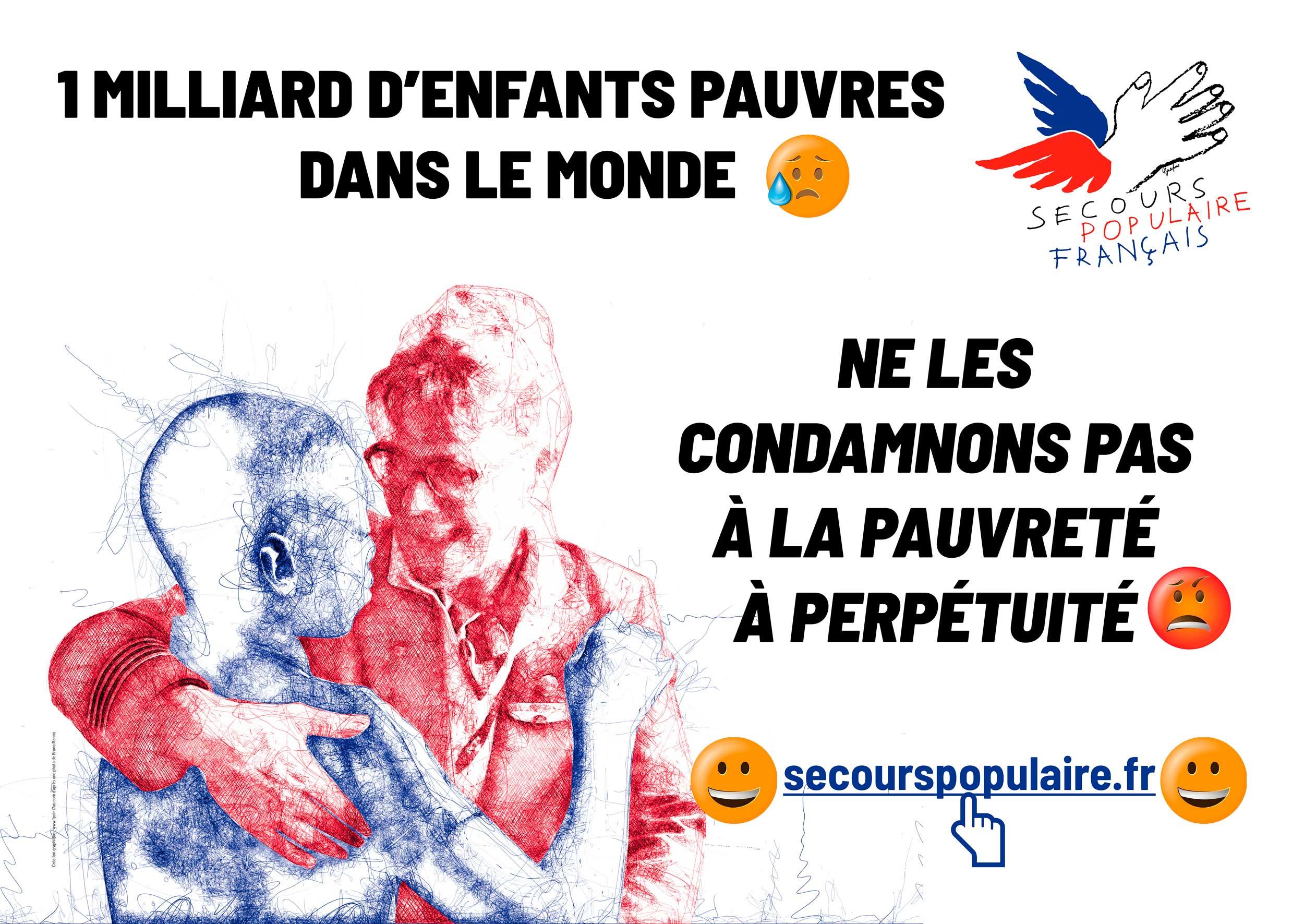 Affiche N°2 > Participation Concours de création publicitaire grande cause - Les SAXOPRINT Creative