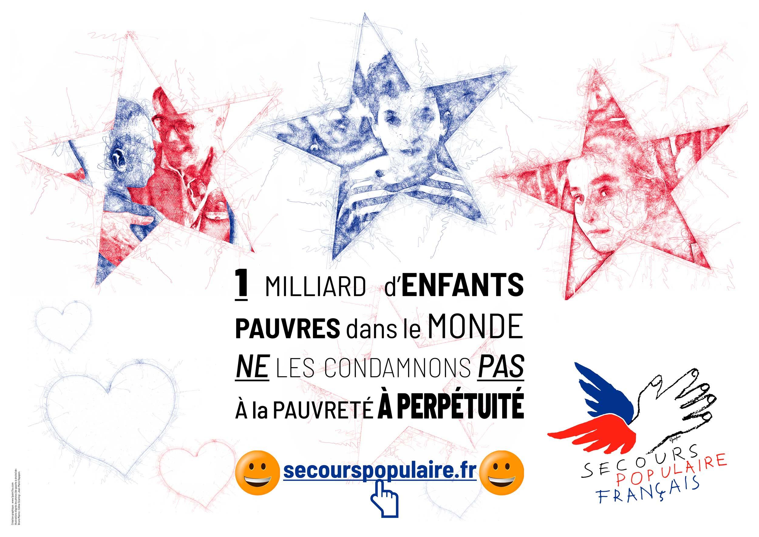 Affiche N°3 > Participation Concours de création publicitaire grande cause - Les SAXOPRINT Creative