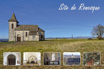 Mairie de Cros de Ronesque | Carte postale Site de Ronesque