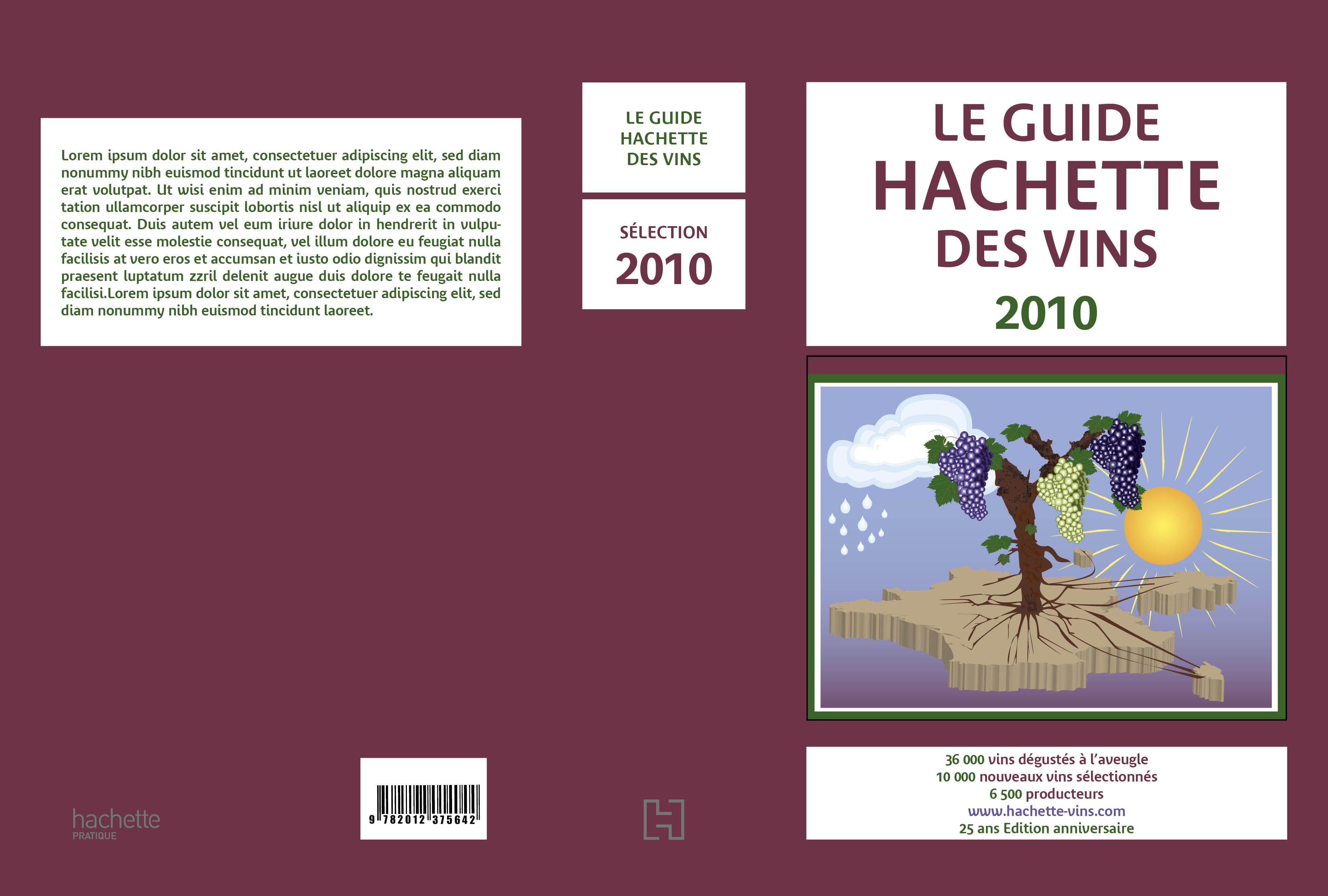 Le Guide Hachette des Vins édition 2010