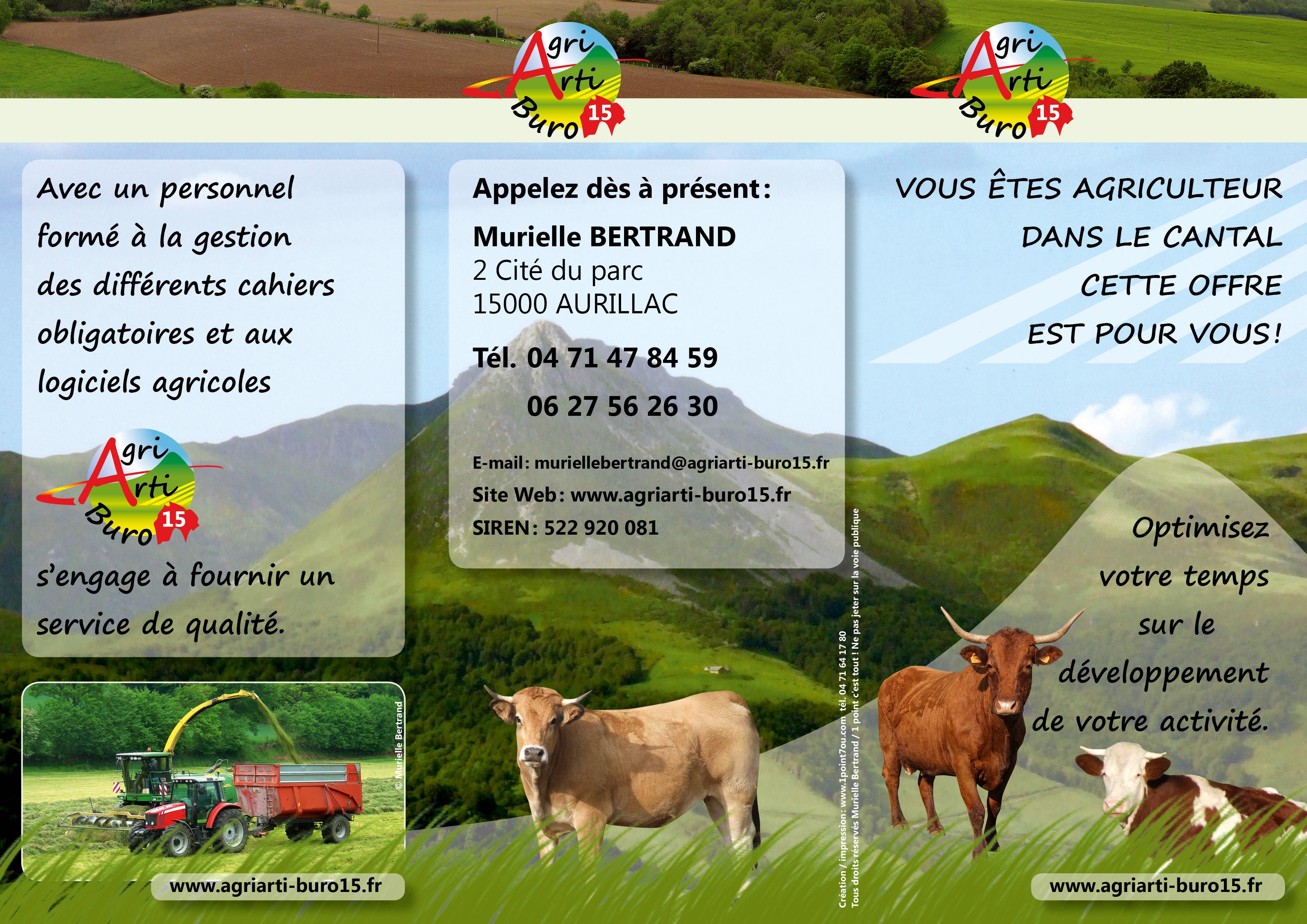 AGRI ARTI BURO 15