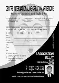 Association Eclat - Le Parapluie-centre international de création artistique - Naucelles