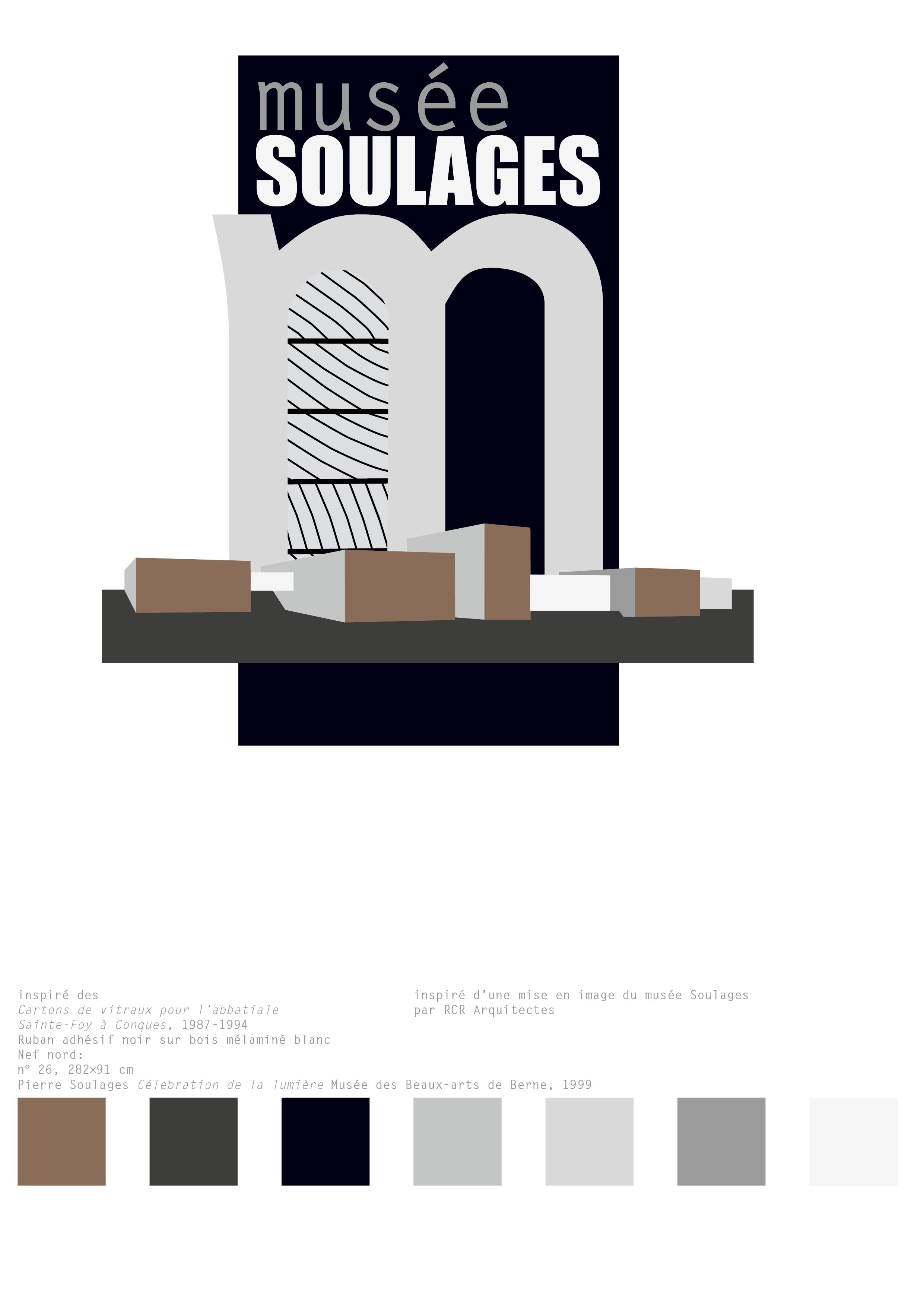 Musée Soulages - Note d'intention